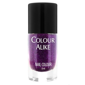 "721 ""think different""  - ultra holographic nail polish"