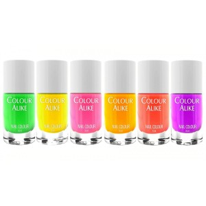 Neon Power - stamping set