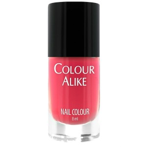 696 Living Coral alike - nail polish