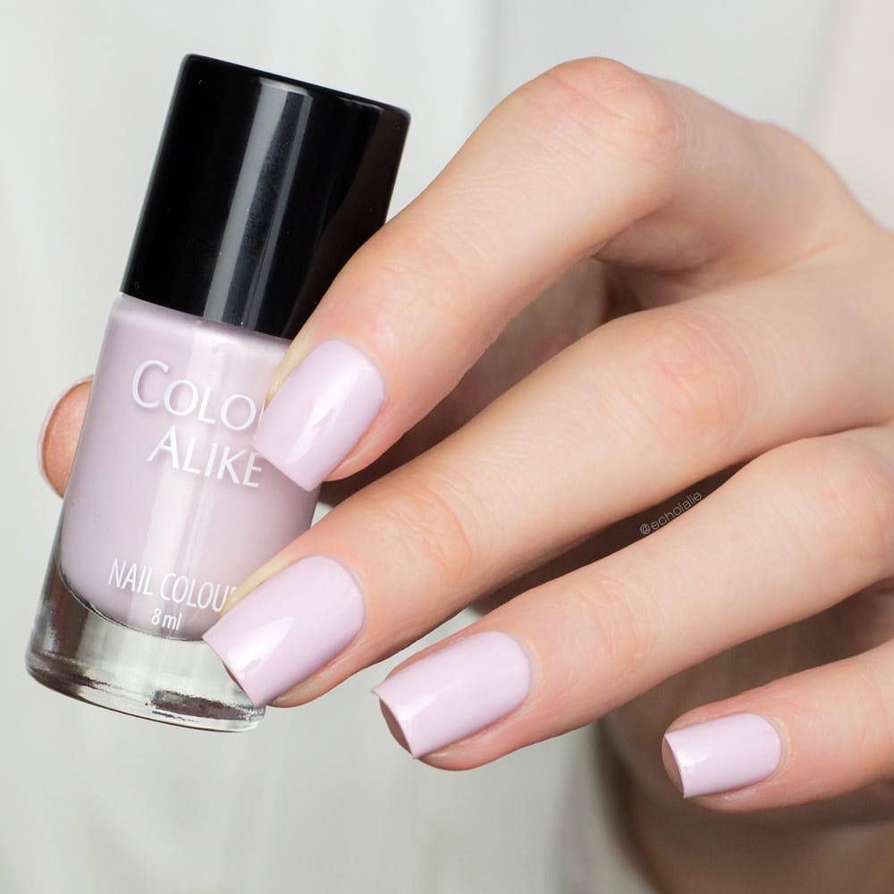 662 Almost Mauve - nail polish Colour Alike